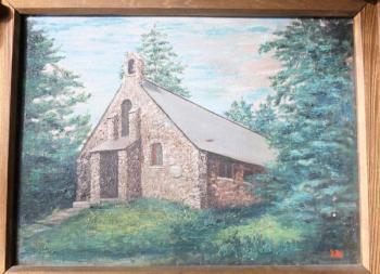 Wilson Chapel painting