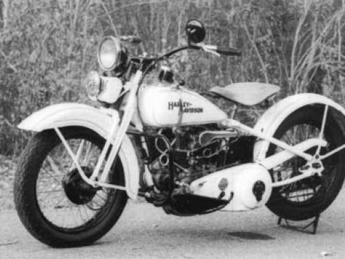 1932 Harley Davidson Model 32-V