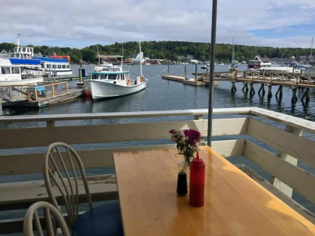 Blue Moon Cafe Boothbay