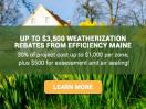 Insulation rebates efficiency maine evergreen home performance