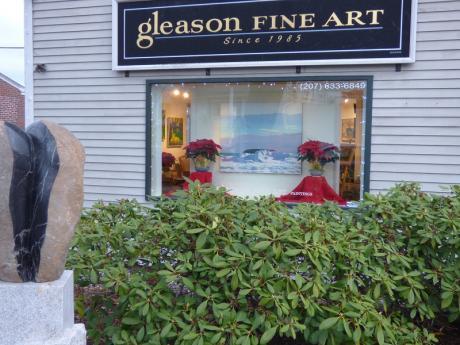 Maine Art Gallery