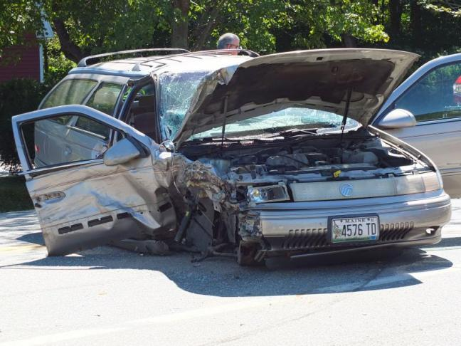 Boothbay Register Car Accident