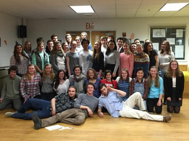 Seahawks And Eagles Swim Team Awards Boothbay Register