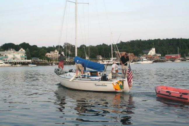 Adult boothbay education