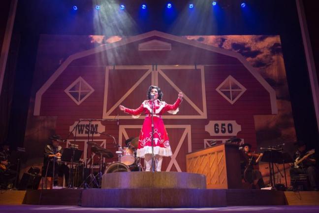 Christine Mild as Patsy Cline