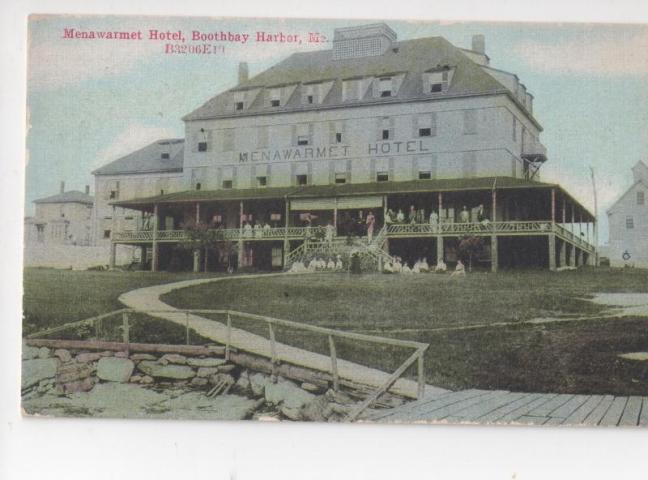 Boothbay Harbor Its Industries And Summer Resorts
