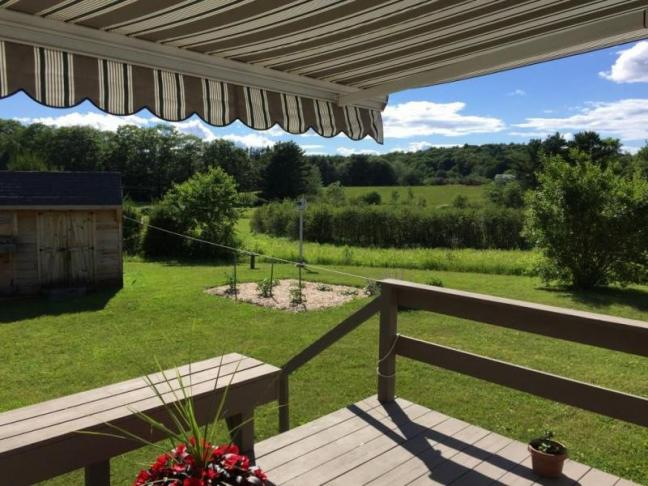Spring Hill Farm Road, Edgecomb, Newcastle Realty, One Floor Living