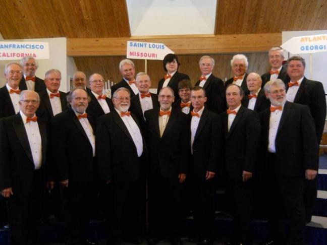 Nor'easter Barbershop Chorus