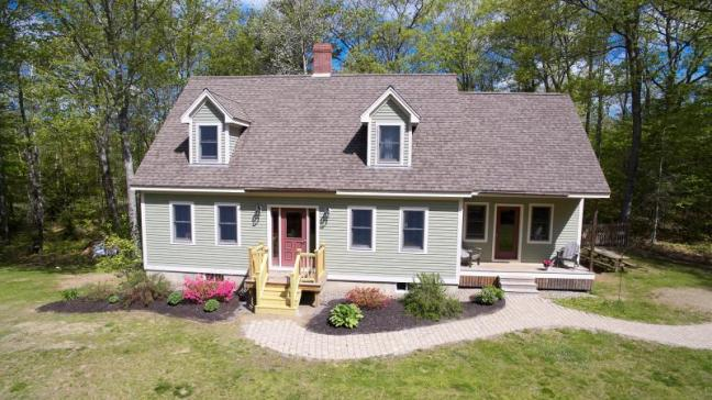 21 Nobleboro Woods Road, Nobleboro, Maine, Newcastle Realty, Midcoast, Private