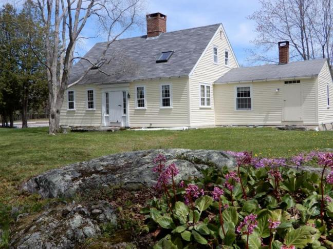 historic house, Westport Island