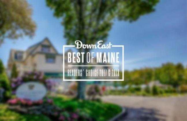 DownEast Best of Maine Spruce Point Inn