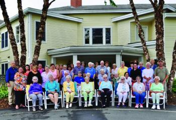 Lincoln Home Assisted Living Newcastle Maine Continuum of Care Independent Senior Living