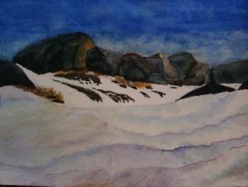 """After the Blizzard,"" by Susan Hitchcox"