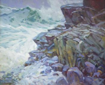 "Don Stone ""Pounding Seas"""