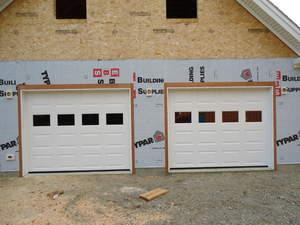 WinsMor Garage Door Co.is Offering A 8x7 Or 9x7 Insulated Steel Raised  Panel Door With A 1/2 HP LiftMaster Chain Drive Electric Opener For .