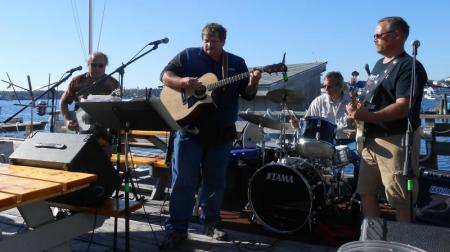 Murky Waters Band  -  Michael Lewis photo