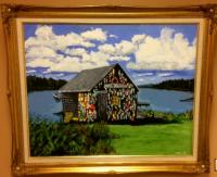 "John Moon - ""Boothbay Fish House"""