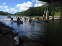 2016 Sheepscot Kayak Race