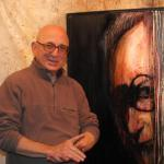 Artist Leonard Meiselman