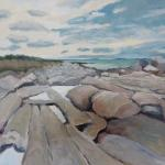 Lanesville Shore by Bruce MacDonald