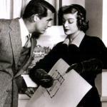 Cary Grant & Myrna Loy
