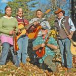 Midcoast Maine band Rusty Hinges