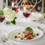 Paul's Steak House Boothbay Harbor Country Club Restaurants Fine Dining