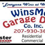 Garage Door, Screen, garage screen, Maine, Belfast, Midcoast, Portland, Augusta, Bangor, WinsMor