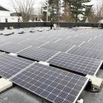 Cheney insurance revision energy solar project Damariscotta