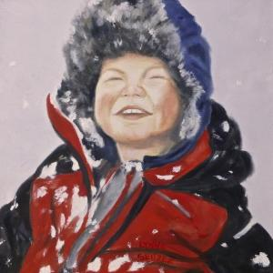 "Lynne Seitzer - ""Winter Delight"""
