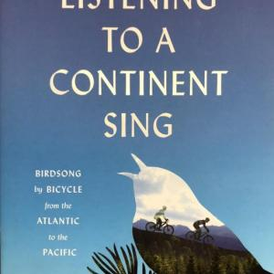 Listening to a continent sing, Don Kroodsma, birds, Boothbay Register