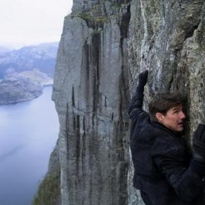 Tom Cruise - Mission Impossible Fallout