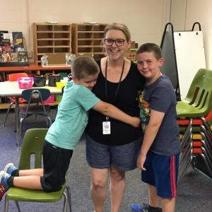 lacey phelps, boothbay region elementary school, new teacher