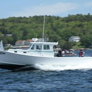 On the Water | Boothbay Register