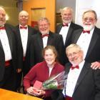 Singing Valentine 2014 for Beth