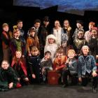 Cast of The Neverending Story at Parker B. Poe Theater, Newcastle ME