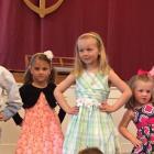 YARTS Kiddie Choir members