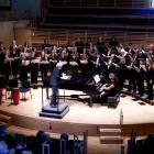 Bowdoin Chorus  Dennis Griggs pic