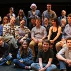"""Heartwood Regional Theater Company's """"Our Town"""" cast 2016"""