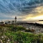"Mary Johnston photo  ""Marshall Point, Port Clyde 2013"""