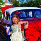 antique car show lincoln home august 2