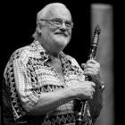 Jazz clarinetist Brad Terry