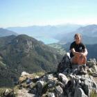 Katherine Schober in Austria