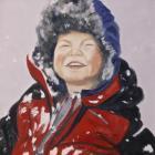 "Lynne Seitzer - ""Winter Delight"""